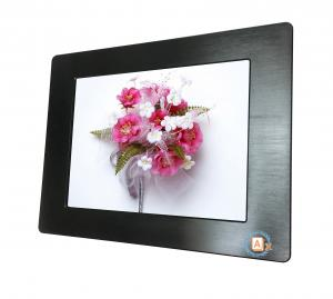 China 15 Resisitve Industrial Touch panel PC 4G RAM 64G SSD Fanless with Wide Voltage 8-30V on sale