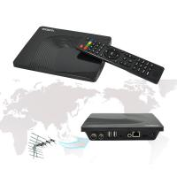Android TV Box With DVB T2 Combo Digital Receiver Vigica 3D XBMC Dolby BISS