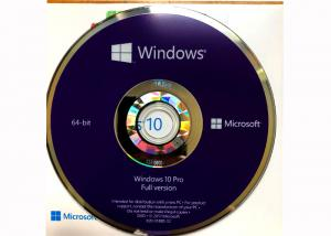 China CD DVD Simple Package Windows 10 Professionnel Version Complete 100% Useful on sale