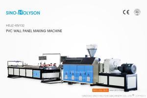 China Sinohs CE ISO SJZ-65/132 PVC Wall Panel Making Machine on sale