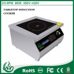 Commercial induction soup cooker for Restaurant use