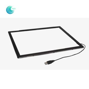 China New arrived large and aluminum smart whiteboard ir touch screen open frame on sale