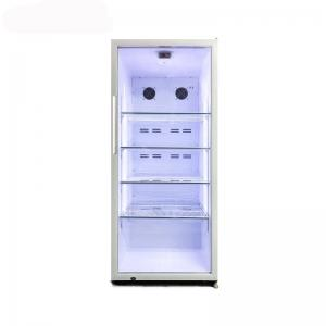 China 458L Commercial Upright Glass Door Display Freezer on sale