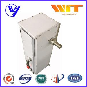 China Horizontal Single Phase Motor Connection Box For Substation / Switch Gear on sale
