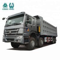 Comfortable Cabin HOWO 8x4 Dump Truck / Wider Road Coal Mine Trucks