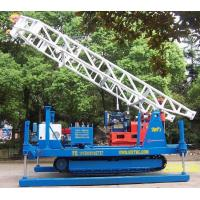 GXYL-1 Electric Crawler Mounted Engineering geological exploration Drill Rig