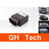 China Smallest obd gps tracking device portable obd2 gps tracker device for car service operation market on sale