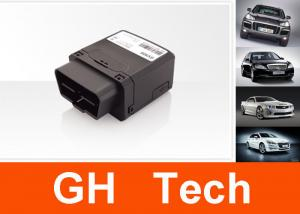 China Best obdii software 850/900/1800/1900 MHz Portable OBD2 GPS tracker for car service operation market on sale