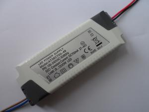 China 5W 350Ma Constant Current AC To DC Led Driver 18V Led Lights Power Supply on sale