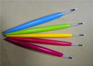 China Customized Waterproof Liquid Eyeliner , Cosmetic Liquid Eyeliner Pen Logo Printing on sale