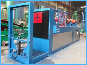 China Steel Wire Drawing Machinery High Accuracy With Hydraulic System on sale