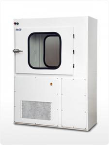 China ZS-FL-1540 Automatic blowing air shower room on sale