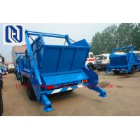 SINOTRUK 30T Hork Arm Garbage Truck Collection Trash Compactor Truck Euro2 336hp 10 Tires