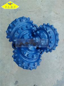 China FSA Series TCI Drill Bit , Tricone Drill Bit 9 7/8 FSA537G 02 Blue Color on sale