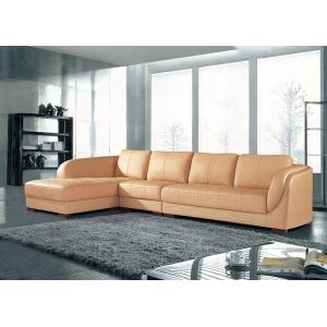 Quality Modern Genuine Leather Sofa Corner Lounge Suite For Living Room  Model 608 Factory Wholesal For