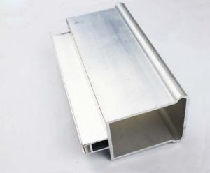 China Customized Aluminium Moulding Profiles , Industrial Powder Coating Aluminium Profiles on sale