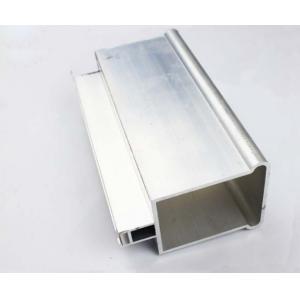 China Customized Aluminium Moulding Profiles , Industrial Powder Coating Aluminium Profiles on sale