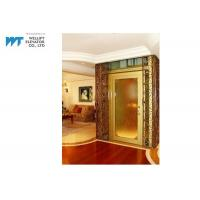 High End Villa Home Elevators And Lifts Adopts Gearless Drive Main Power 380V / 220V