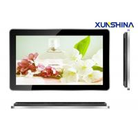 China 55 Commercial Digital Signage Advertising Player , Wall Mounted Advertising Display on sale