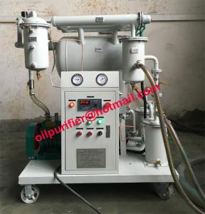China Single Stage Vacuum Transformer Oil Purifying Machine,Switch Oil Purifier Unit,Cable Oil Degasfication,dewatering,clean on sale