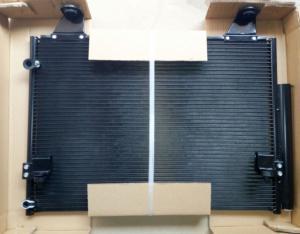 China TOYOTA HILUX VIGO 2004 Aluminum Ac Condenser / Car Air Conditioning Condenser Replacement on sale