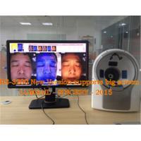 skin analyzer machine white light uv light polarized light with canon Japan camera