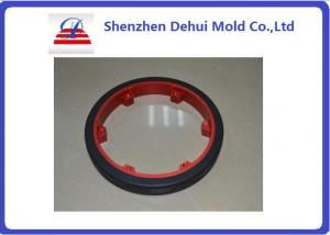 China Silicone Rubber Overmolding Metal Parts For Electronic Accessories on sale