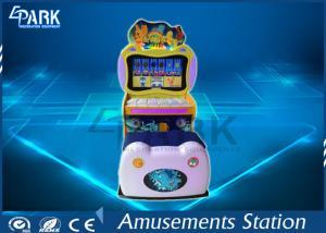 China Little Pianist EPARK 6 Key Piano Music video Arcade Game Machine on sale