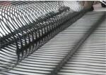 High Strength Polyethylene Width 4m Geogrid For Gravel Roads