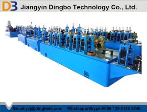 China Carbon Steel Tube Mill Equipment , Straight Seam Welded Tube Rolling Mill on sale