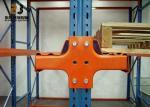500-2000kg Per Layer Galvanization Customzied Size Pallet Flow
