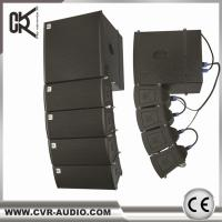 China Cvr 5 Mini Indoor Active Line Array System W-25&W-12CP Two-Way Full Range Sound System on sale