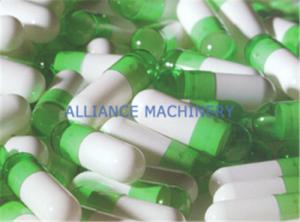 China Enteric HPMC Acid Resistant Capsules Multi Color No Add Chemical Components on sale