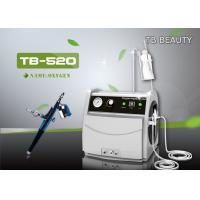 Portable Jet Peel Water Oxygen Machine , Skin Cleaning Facial Rejuvenation Machine