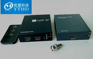 China HDMI extender 120m by RG-6U BNC FULL HD with HDCP on sale
