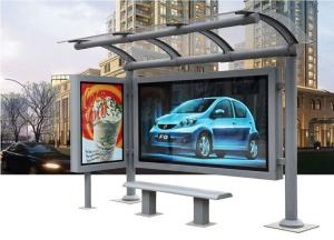 China 2015 hot sale bus shelter advertising on sale