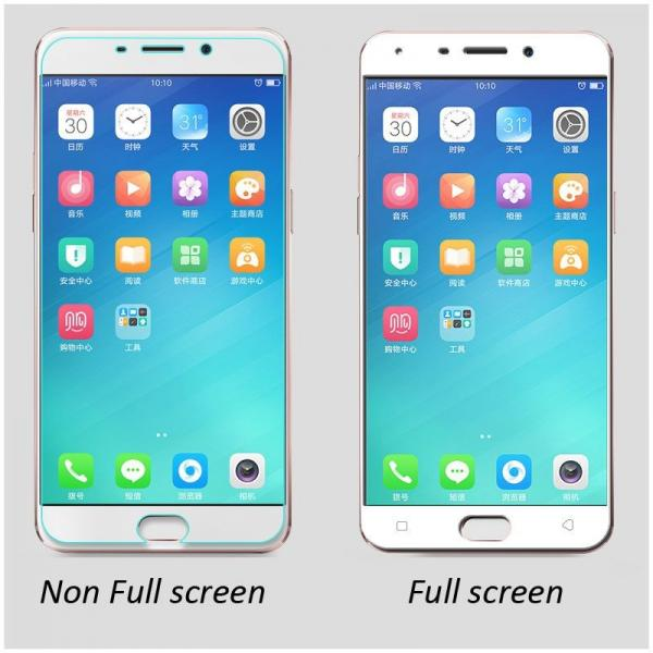 OPPO R9 Plus R9 tempered glass screen protector full coverage 0 33mm