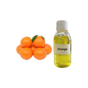 China High Concentrated Fruit Vape Juice Flavors Orange Flavor For E Cigarette Liquid on sale