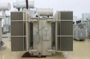 China 3 Winding Rectifier Power Supply Transformer ONAN , Copper Separate Winding on sale