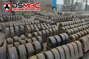 China Stone crusher Hammers on sale