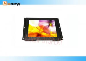 China 4/3 High Limunance 8 Inch Open Frame Capacitive LCD Monitor For ATM kiosks Screens on sale
