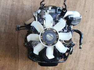 Diesel Mitsubishi Canter Engine , Japan Original Complete