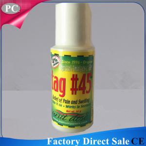 China Topical Original During Tattoo Anaesthetic Numb TAG#45 Gel Tattoo Midway Pain Stop Gel  For Electrocautery on sale
