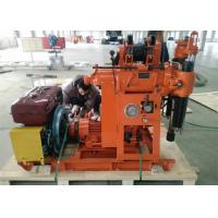 Electric Blasting Hole Core Drill Rig XY-1 For Spindle Geology Road Exploration