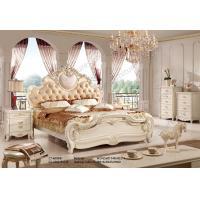 Oak Veneer Bedroom Sets Italian Furniture Manufacture King Bedroom Set 9005