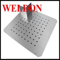 Polishing Sheet Metal Fabrication with Stainless Steel A312 for Agriculture equipment