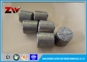 China Industrial High Strength Chrome iron casting Grinding cylpebs HRC 45-65 on sale