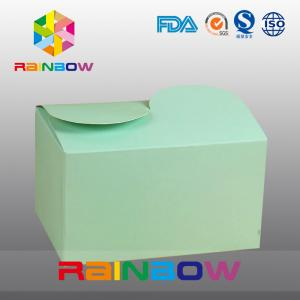 China Take Away Food Paper Box Packaging Disposable Food Container for Fast Food Restaurant on sale