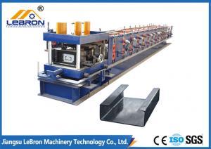 China 380V 50Hz C Channel Machine 8.5mx1.0m×1.4m Good Performance 22kW Total Power on sale