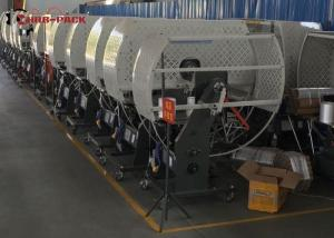 China Semi Automatic Manual PP PE Binding Baler Machine 220v 1 Year Warranty on sale